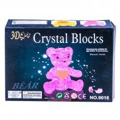 Пазл 3D Медведь