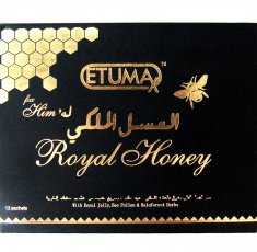 Мёд Royal honey для восстановления(уп. 12 шт.)