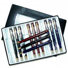 Ручки Санкт-Петербург (набор 12 шт.) (ассорти)