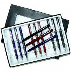 Ручки С-Петербург (набор 12 шт.) (ассорти)