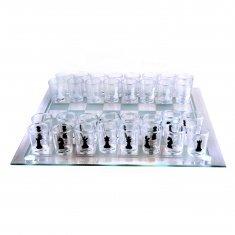 Шахматы 27х27 см стопки