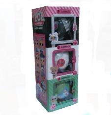 Кукла LOL surprise в шарике (набор 3 шт.) серии 2, 5, 7 (кор. 80 наб.)