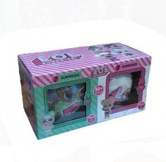 Кукла LOL surprise в шарике (набор 2 шт.) серии 2, 5 (кор. 120 наб.)