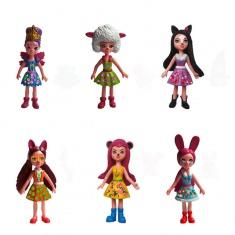 Кукла Enchantimals 16 см (в ассорт.) (кор. 432 шт.)