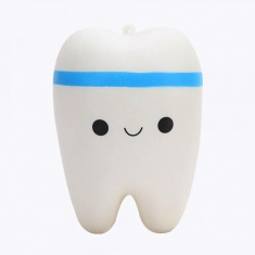 Сквиши-игрушка-антистресс Зуб
