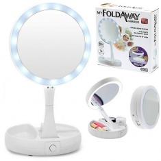 Зеркало с подсветкой My Foldaway Mirror