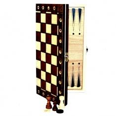 Шахматы-шашки-нарды 29х29 см