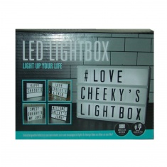 Доска Led Lightbox