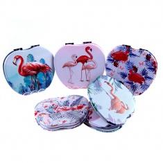 Зеркало складное Фламинго