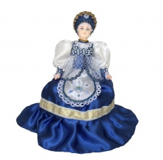 Кукла сувенирная На чайник