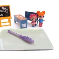 Кукла  набор Рисуй светом Школа