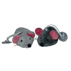 Мягкая игрушка Мышь меховая
