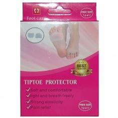 Гелевая защитная накладка для большого пальца ноги (пара)