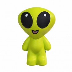Сквиши-игрушка-антистресс Инопланетянин