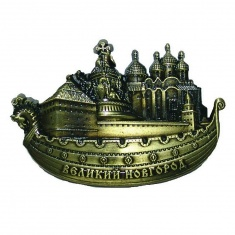 Магнит-ладья В.Новгород