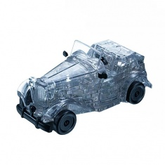 Пазл 3D Машинка
