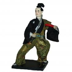 Кукла Самурай