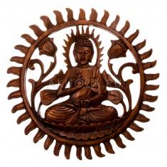 Панно Будда