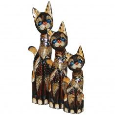 Кошки (набор 3 шт)