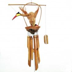 Музыка ветра Аисты в кокосе (семья)