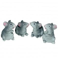 Мышь (набор 8 шт)