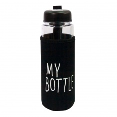 Бутылка для напитков My Bottle Черная
