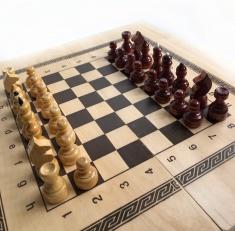 Шахматы-шашки-нарды большие