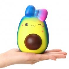 Сквиши-игрушка-антистресс Авокадо