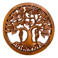 Панно древо 25 см (дерево суар) 02-25- AR