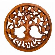Панно древо 25 см (дерево суар) 04-25-AR