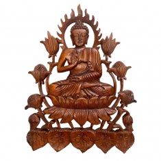 Панно Будда 35 см.
