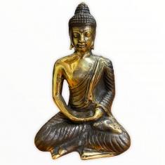 Будда h=8 см. (бронза)